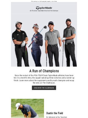 🔥 Team TaylorMade is On Fire 🔥