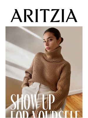 Aritzia (CA) - Meet your new mantra for 2021