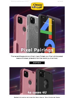 Get your hands on the newest Pixel Protection