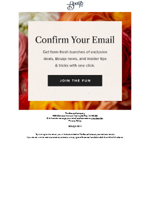 Confirm Your Email for Farm-Fresh Fun
