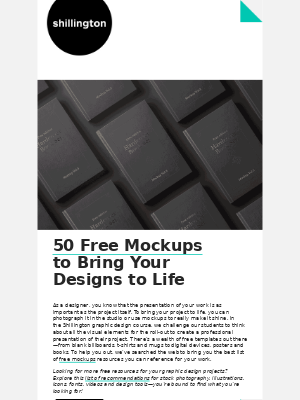 💌50 Free Mockups, 10 Best Creatives from Scotland, What You Need in Your Creative Toolkit and More