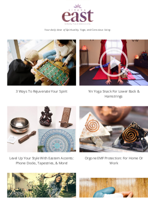 Sivana - 3 Ways To Rejuvenate Your Spirit