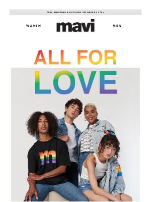 Mavi - All for Love 🌈