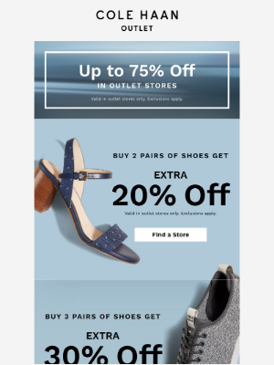 Up to 75% off (and even move savings)