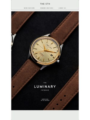 The 5TH - The Luminary Release