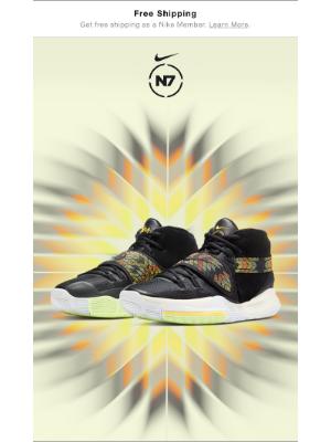 Nike - Just In: Kyrie 6 'N7'