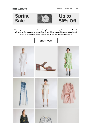 Seasonal Favorites – Now Up To 50% Off