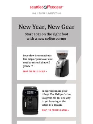 Seattle Coffee Gear - 2021 Coffee Gear Recommendations🎉