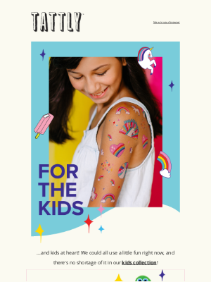 Tattly - Tattly For Kids