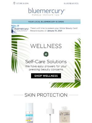 Bluemercury - Treat yourself to some self-care