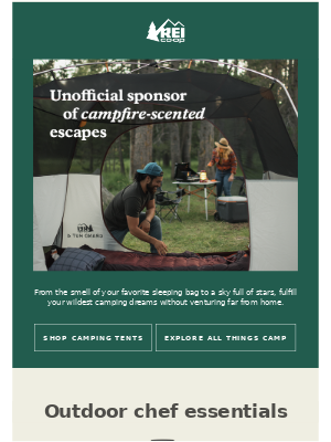 This Summer Try Camping Closer to Home