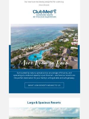 Club Med - Have you heard?