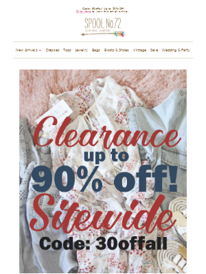 90% OFF! Starts Now...