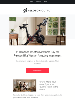 How to Design Your Home Gym, Plus 11 Reasons Members Say the Bike Was an Amazing Investment