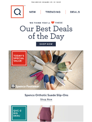 QVC - Today's Top Deals (Tuesday, July 21, 2020)