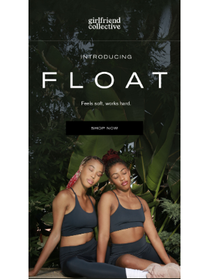 IT'S HERE ☁️ INTRODUCING FLOAT