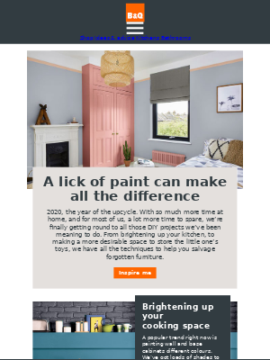 DIY at B&Q (UK) - Your upcycling guide