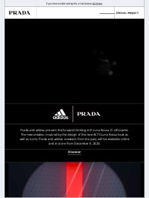 Prada - Save the Date: A+P Luna Rossa 21