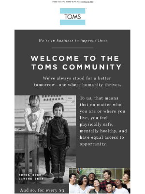 TOMS - Welcome to TOMS
