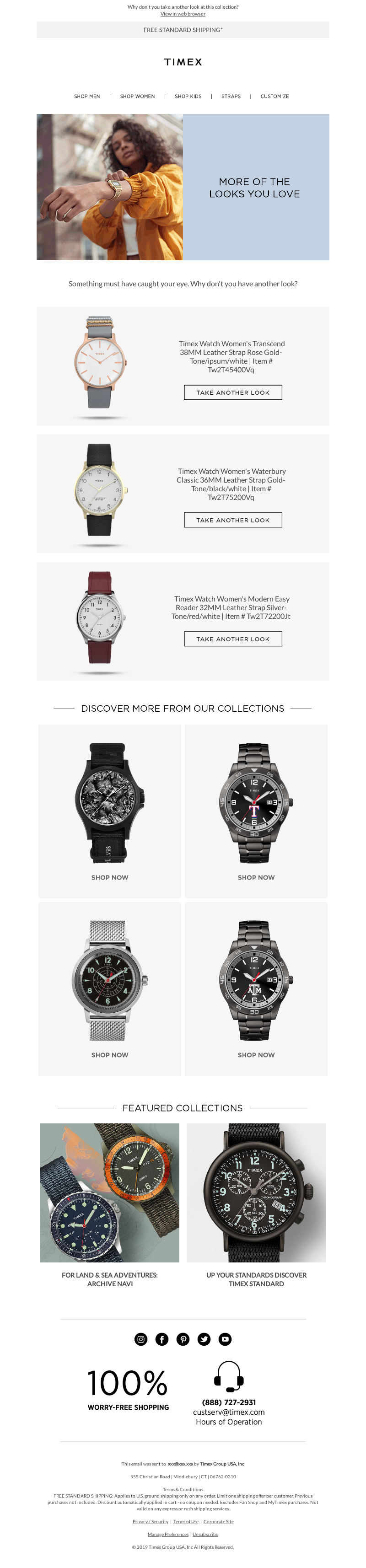 Timex - We like your style ⌚