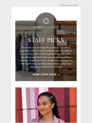 Knot Standard - Staff Picks - An LA Perspective | Meet Adaiah Brignac