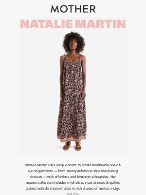 Mother Denim - THE FINE PRINT: NATALIE MARTIN