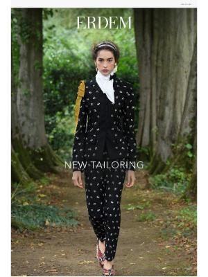 Erdem Moralioglu Ltd (UK) - Classic tailoring reimagined