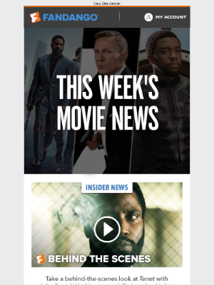 Fandango - Your Weekly Movie Update
