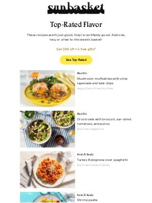 Sun Basket - ⭐⭐⭐⭐⭐️ Meals!
