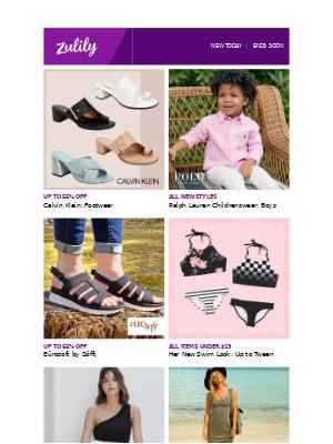Calvin Klein | Eürosoft | Body Glove | Ralph Lauren Childrenswear