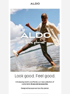 ALDO - 🌍  JUST DROPPED >> ALDO Love Planet