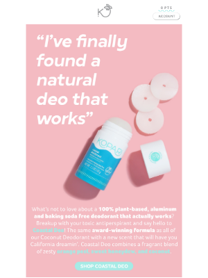 Kopari Beauty - The Reviews Are In!