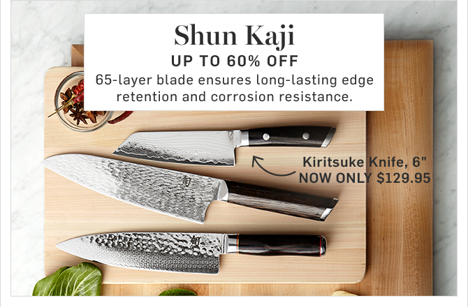 Shun Kaji - UP TO 60% Off