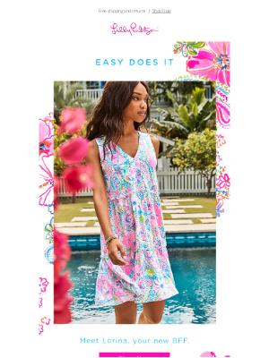 Lilly Pulitzer - Receive a free gift today!