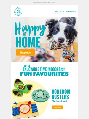 Pet Circle (AU) - Home entertainment ideas for your pet