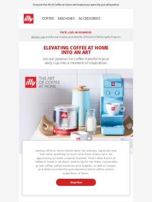 illy - The Art of Coffee at Home | Discover illy Bundled Sets