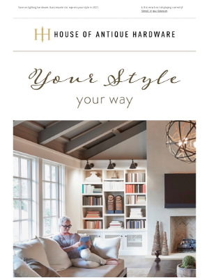House of Antique Hardware - Update Your Home - 20% Savings
