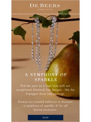 De Beers - End the year on a high note