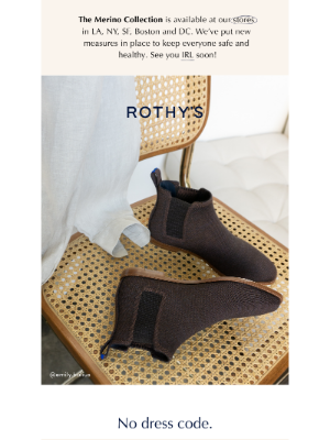 Rothy's - How will you wear yours?