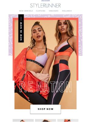 Stylerunner - New In Now // P.E Nation 🔥