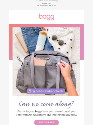 baggallini - meet our perfect travel baggs