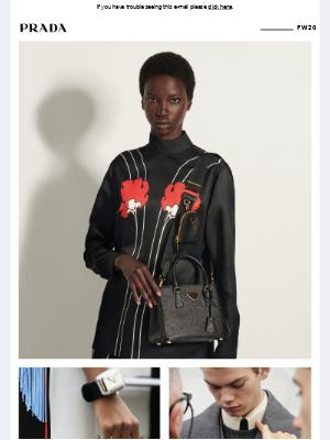 Prada - Discover the Fall Winter 2020 Collection
