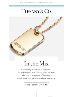 Tiffany & Co. - Uniquely Crafted Tiffany Gifts