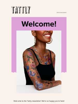 Welcome to Tattly!