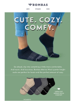 The Softest Socks For Cold Winter Feet
