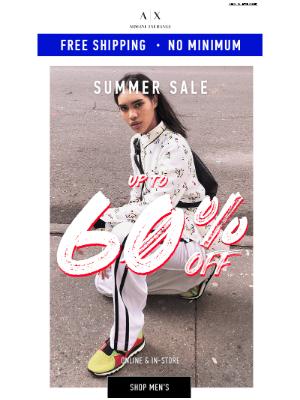 Sunday Funday: Summer Sale + Free Shipping