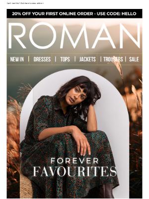 Roman Originals (UK) - P.S. I love NEW