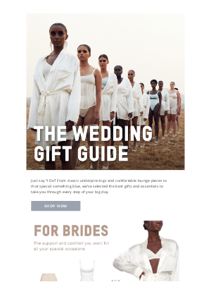 SKIMS - The Wedding Gift Guide