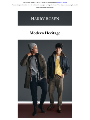 Harry Rosen - Fall Trend Report: Classic Overcoats, Shearling Layers, Modern Pleats and More.
