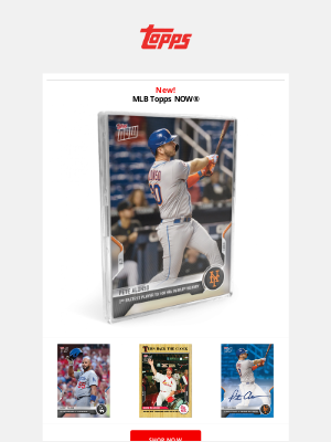 The Topps Company - Pete Alonso 2nd fastest ever to 100 homers!